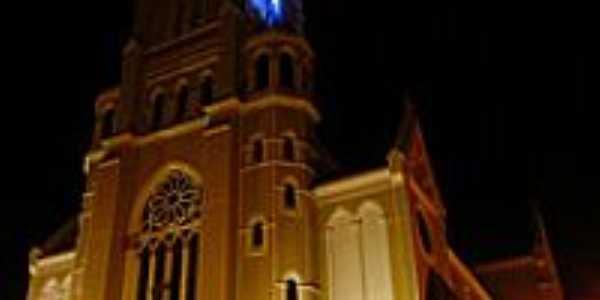 Igreja Matriz de Santa Rita do Passa Quatro-SP-Foto:Emerson R. Zamprogno