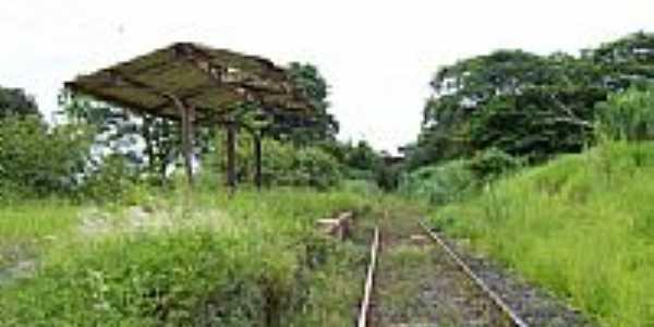 Antiga estação Ferroviária by darleiteixeira