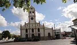 Retirolândia - Igreja Matriz de Valente-BA-Foto:Jorge Hirata