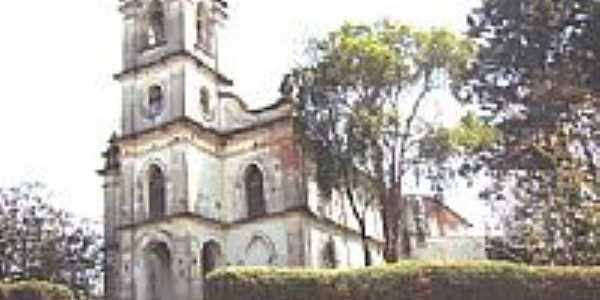 Igreja antiga-Foto:Valdirov Chatovisk