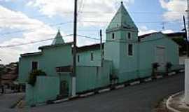 Santana de Parnaíba - Igreja Católica em Santana de Parnaíba-SP-Foto:Udson Pinho