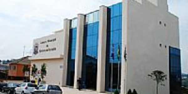 Câmara Municipal em Santana de Parnaíba-SP-Foto:mingattos