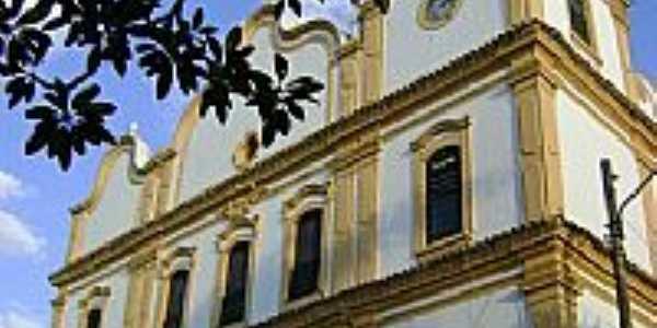 Fachada da Matriz de sant´Ana em Santana de Parnaíba-SP-Foto:Daniel Souza Lima