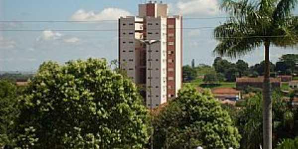 Santo Anast�cio-SP-Vista do centro da cidade-Foto:J�mer