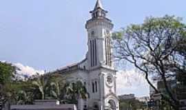 Santo André - Catedral de N.Sra.do Carmo em Santo André-SP-Foto:Vicente A. Queiroz