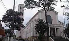 Santo André - Igreja Matriz de Santo André-SP-Foto:andrehrg