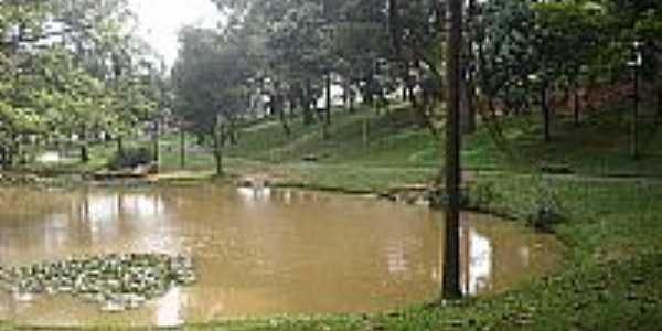 Santo André-SP-Lago no Parque Regional da Criança-Foto:andrelh87
