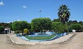 Riachão das Neves - Praça em Riachão das Neves-BA-Foto:Wilton Cassiano dos …