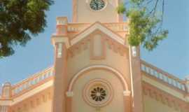 Santo Antônio do Jardim - Igreja Matriz - Por luiz fernando
