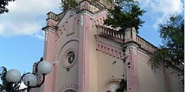 Santo Antônio do Jardim-SP-Matriz de Santo Antônio-Foto:Regina Tessarini