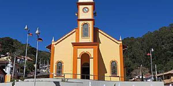 Santo Ant�nio do Pinhal-SP-Igreja de Santo Ant�nio-Foto:Karol Endrigue