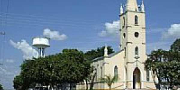 Igreja de Santo Expedito por Marcos Genuíno