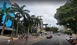 Santos - Praiamar Shopping - Rua Alexandre Martins