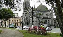 Santos - Catedral de Santos  Foto Jo�o Savioli