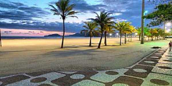 Imagens da cidade de Santos - SP