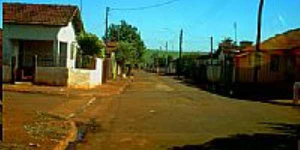Rua da cidade-Foto:josue f oliveira