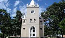 São Benedito das Areias - Igreja Matriz de São Benedito das Areias-Foto:Eduardo B.Faria
