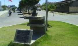 Riach�o do Jacu�pe - Monumento Dr. Eliel Martins, Por Nelma Santiago