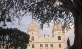 Riach�o do Jacu�pe - Igreja Matriz Nossa Senhora da Concei��o, Por Nelma Santiago