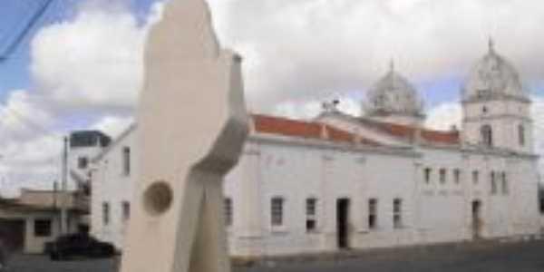 Igreja Matriz - fundo, Por Nelma Santiago
