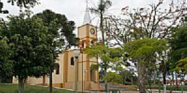 Capela de São Bartolomeu-Foto:fotomarco3d