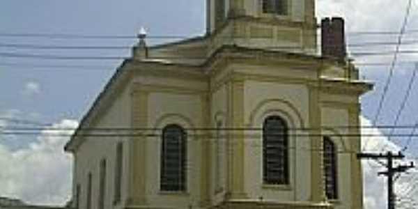 Paróquia de São Caetano[antiga Igreja Matriz] em São Caetano do Sul-Foto:Daniel Souza Lima