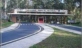 São Carlos - Portaria da UFSCAR _ São Carlos - Foto: Fábio Barros