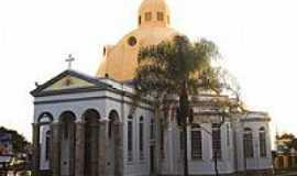 São Carlos - Catedral de São Carlos Borromeu-Foto:Vicente A. Queiroz