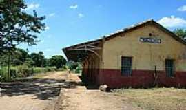 São Carlos - São Carlos-SP-Estação na Localidade de Monjolinho-Foto:PatyPeceguiniViana