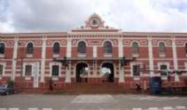 São Carlos - Estação Cultura (antiga estação de trem). Foto de Karine Meloni, Por Karine Meloni