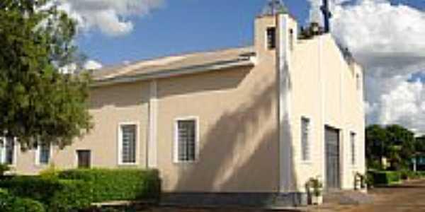 Igreja-Foto:Cleber Ruiz