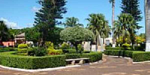 Praça da Igreja-Foto:geraldopoiani