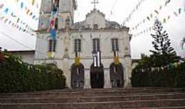 São Francisco da Praia - São Francisco da Praia-SP-Igreja de N.Sra.do Amparo-São Sebastião-Foto:Bruno Rocha