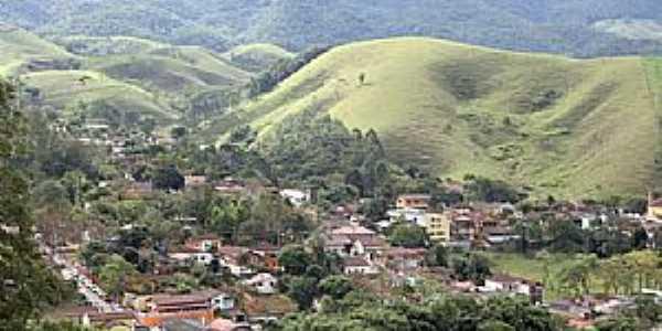 São Francisco Xavier-SP-Vista da cidade-Foto:www.roteirodeturismo.com.br
