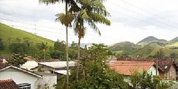 São Francisco Xavier-SP-Vista parcial da cidade-Foto:Carlos Eduardo Kacinskas