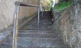 São João da Boa Vista - São João da Boa Vista-SP-Escadaria Rua Gil Fadiga-Foto:py2bbs