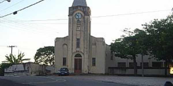 São João da Boa Vista-SP-Igreja de São Benedito-Foto:py2bbs