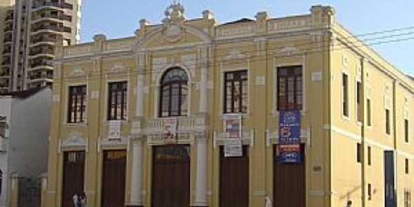 São João da Boa Vista-SP-Teatro Municipal-Foto:py2bbs