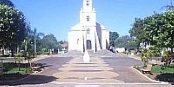 Praça e Igreja-Foto:netsji