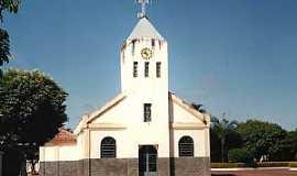 São João do Marinheiro - São João do Marinheiro-SP-Igreja de São João Batista-Foto:Vicente A. Queiroz