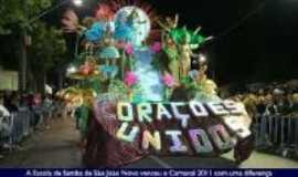 São João Novo - Escola de Samba Corações Unidos, Por Renata Farias Bianchi