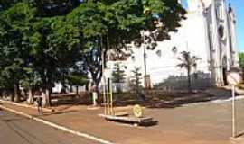 São José da Bela Vista - Praça e Igreja MatrizFoto:Renato V. Albarral
