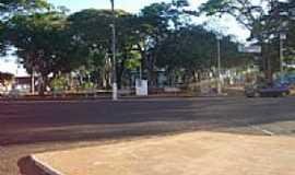 São José da Bela Vista - Praça central-Foto:Renato V. Albarral