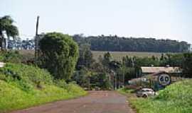 São José das Laranjeiras - Entrada da cidade-Foto:Burcardo