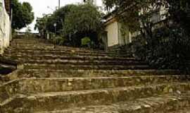 S�o Jos� do Barreiro - Escadaria-Foto:AFroehlich 2