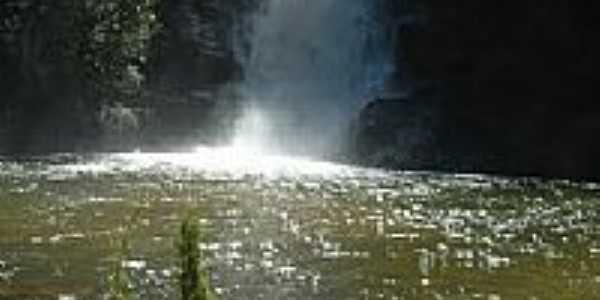 Cachoeira em São José do Barreiro-SP-Foto:SANKARS