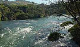 São José do Rio Pardo - O rio Pardo (Foto de Alan Baldon)