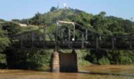 São José do Rio Pardo - Cristo Redentor - Ponte - Rio Pardo, Por Valdir Ferreira