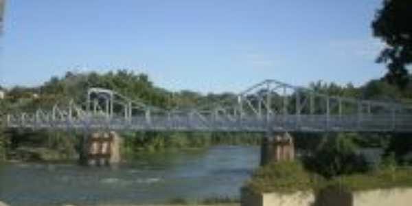 Ponte Metálica restaurada, Por Valdir Ferreira