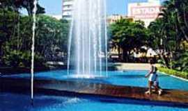 São José do Rio Preto - Praça Rui Barbosa